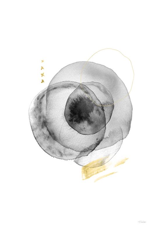 Giros en negro y oro (2019) - Fabiana Silveira