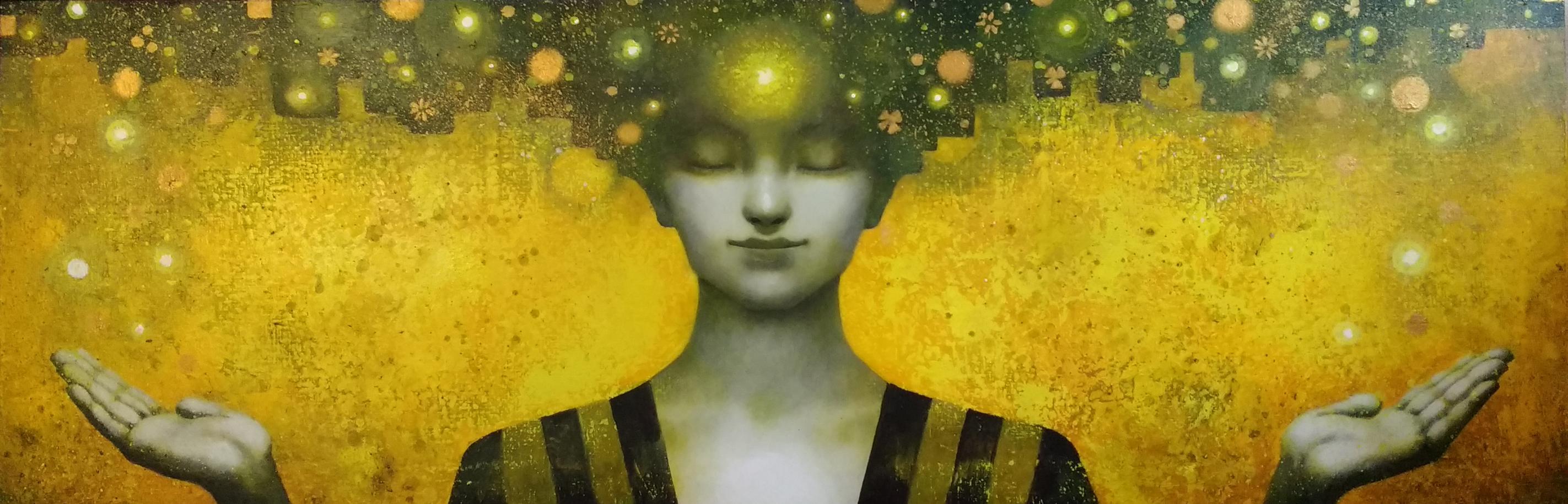Abundancia   (VENDID0) (2017) - Nicoletta Tomas Caravia