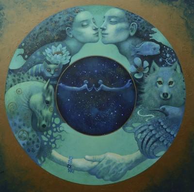 Resultado de imagen de nicoletta tomas caravia paintings