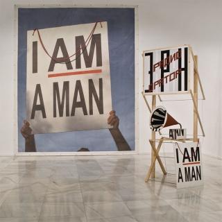 I am a man, 2012