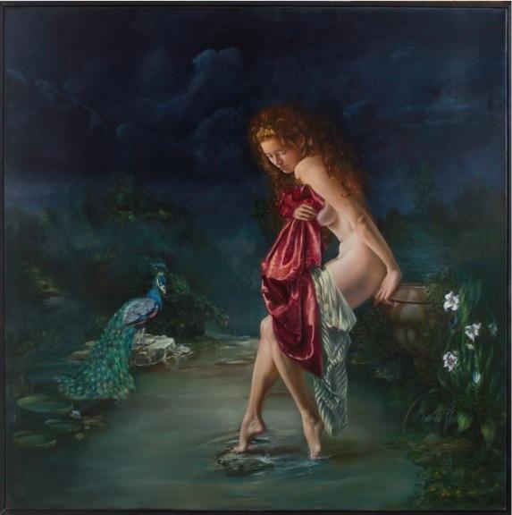 Cortejo nocturno (2015) - Diana Ricci