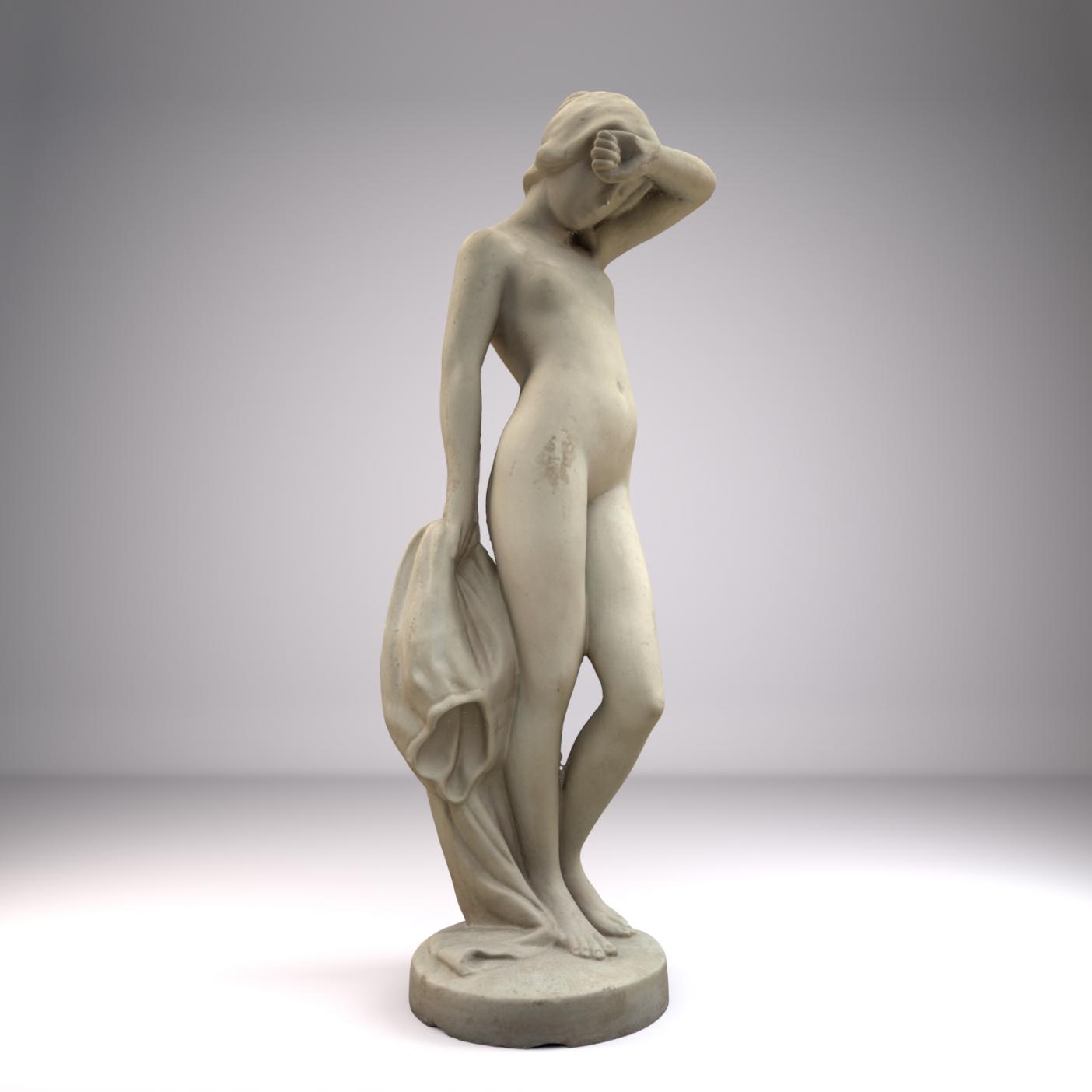 Fotogrametría de Venus (2019) - Marta Martínez García