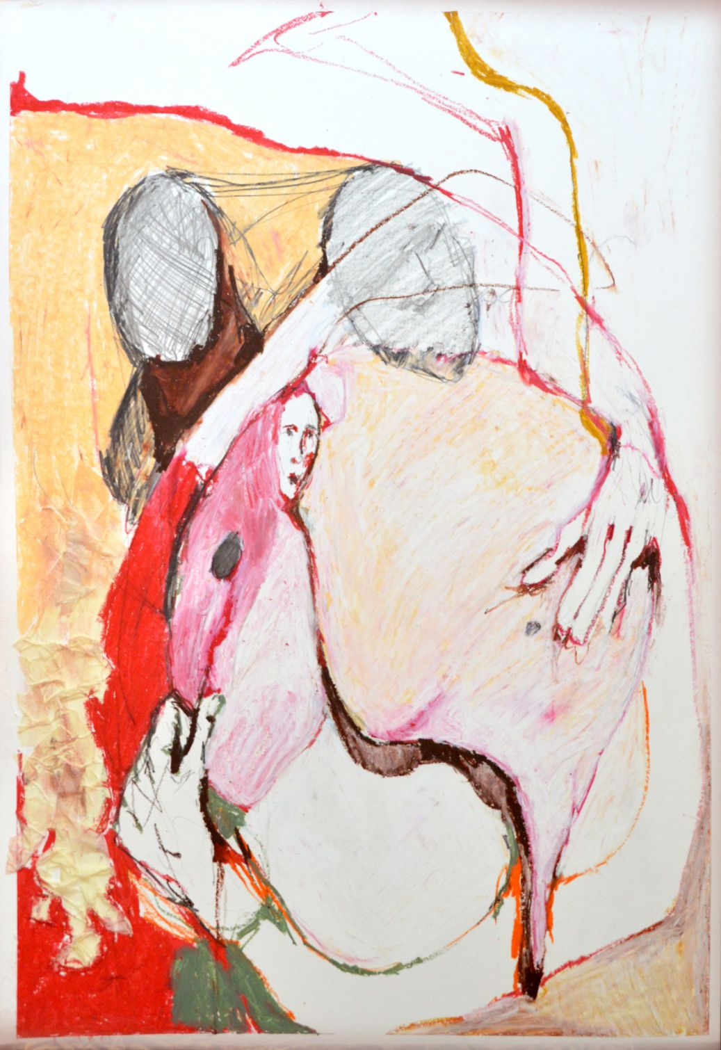 Me agarro la barriga (2019) - Elisa Pinto