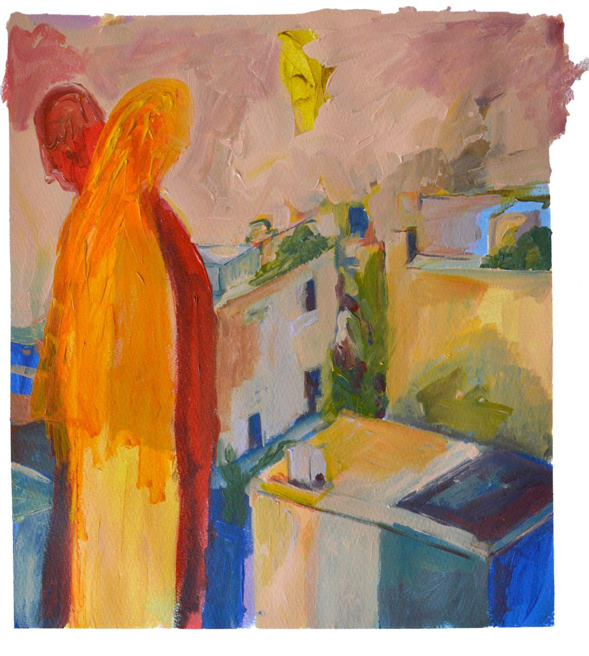 Ciudades fantasama (2020) - Elisa Pinto