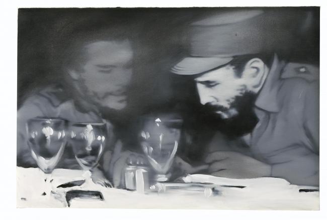 Obra de José Toirac. Cortesía de Christie's