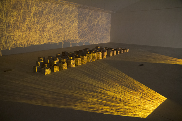 Oceanic Pulse (2016) - Cristina Ferrández Box