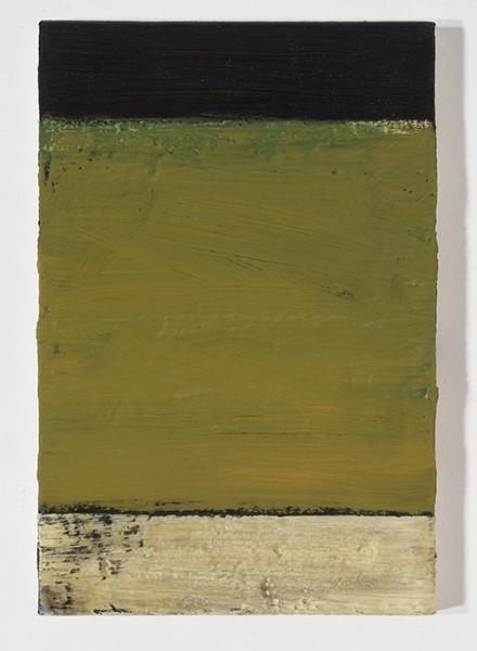Alvaro Seixas. Pintura Sem Título, 2010.
