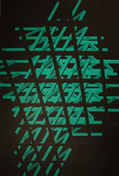 "\""Fukushima \"" Acrílico-tela 195 x 130cm 2011"