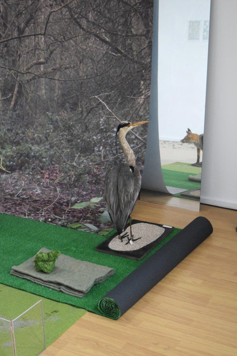 Diorama en expansión (2017) - Rodrigo Arteaga