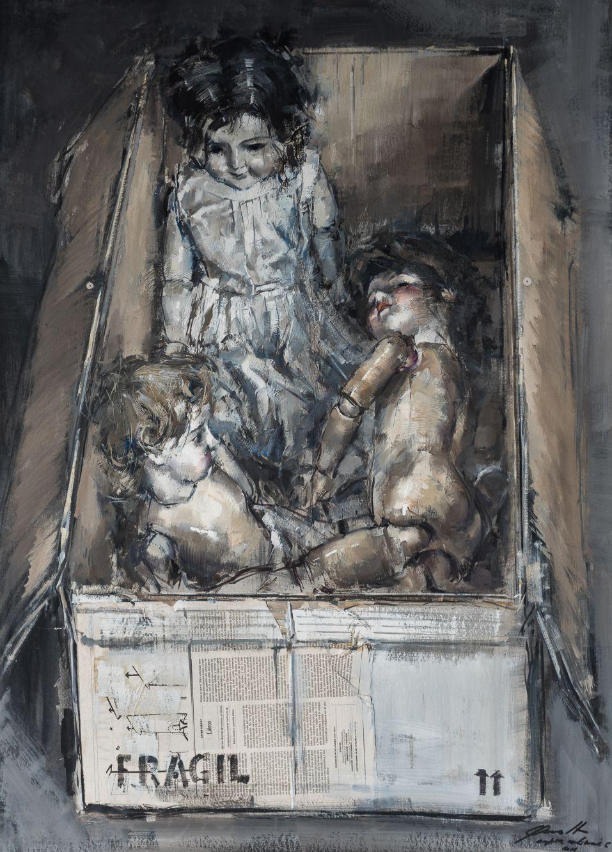 Muñecas en caja (2018) - Jaume Queralt