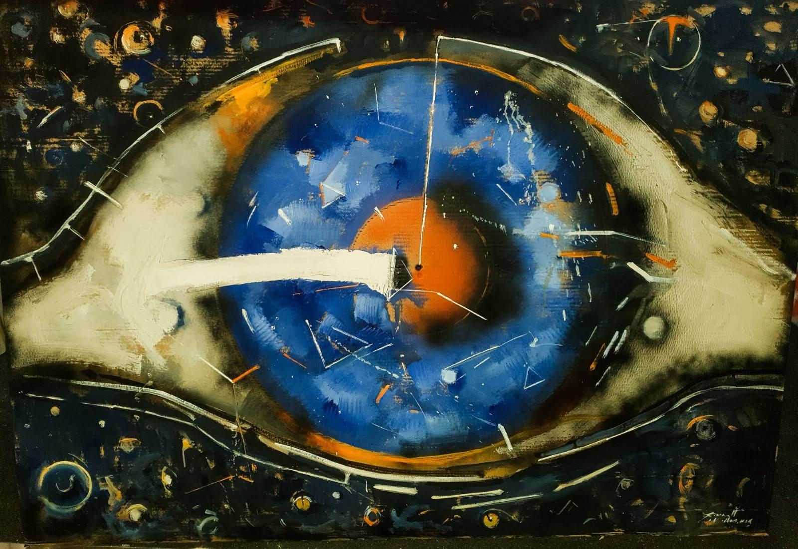 Ull del Univers (2018) - Jaume Queralt