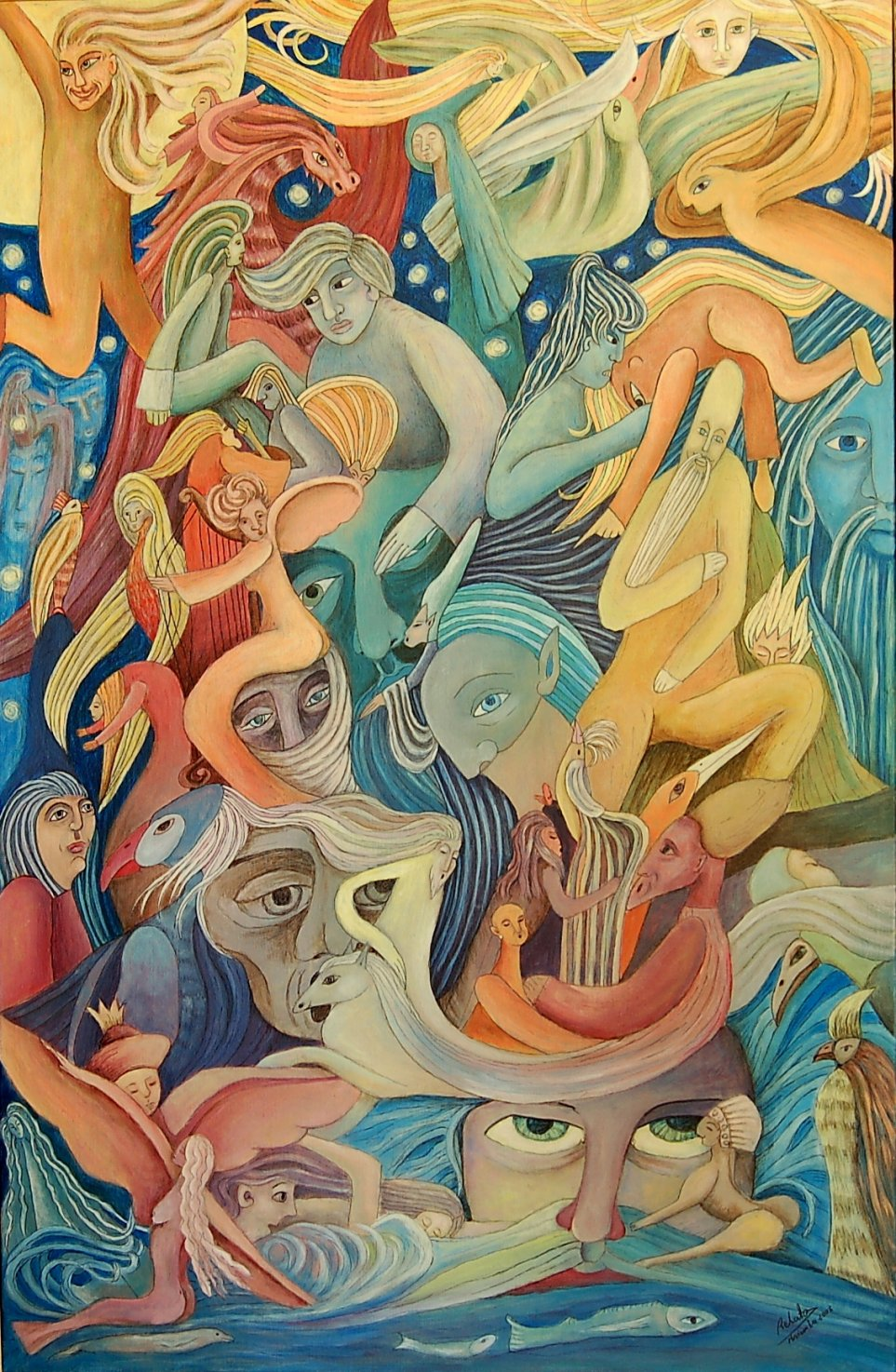 De la vida y de la muerte (2006) - Marta Rebato Garay