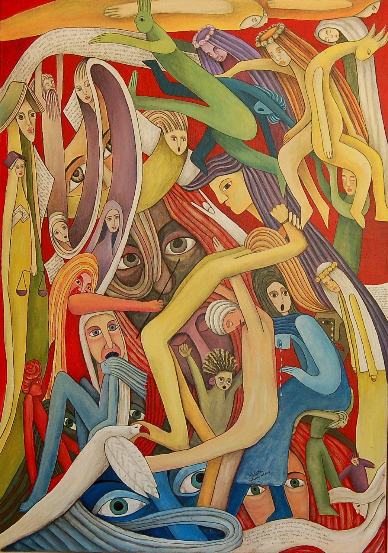 De la justicia y la injusticia (2007) - Marta Rebato Garay