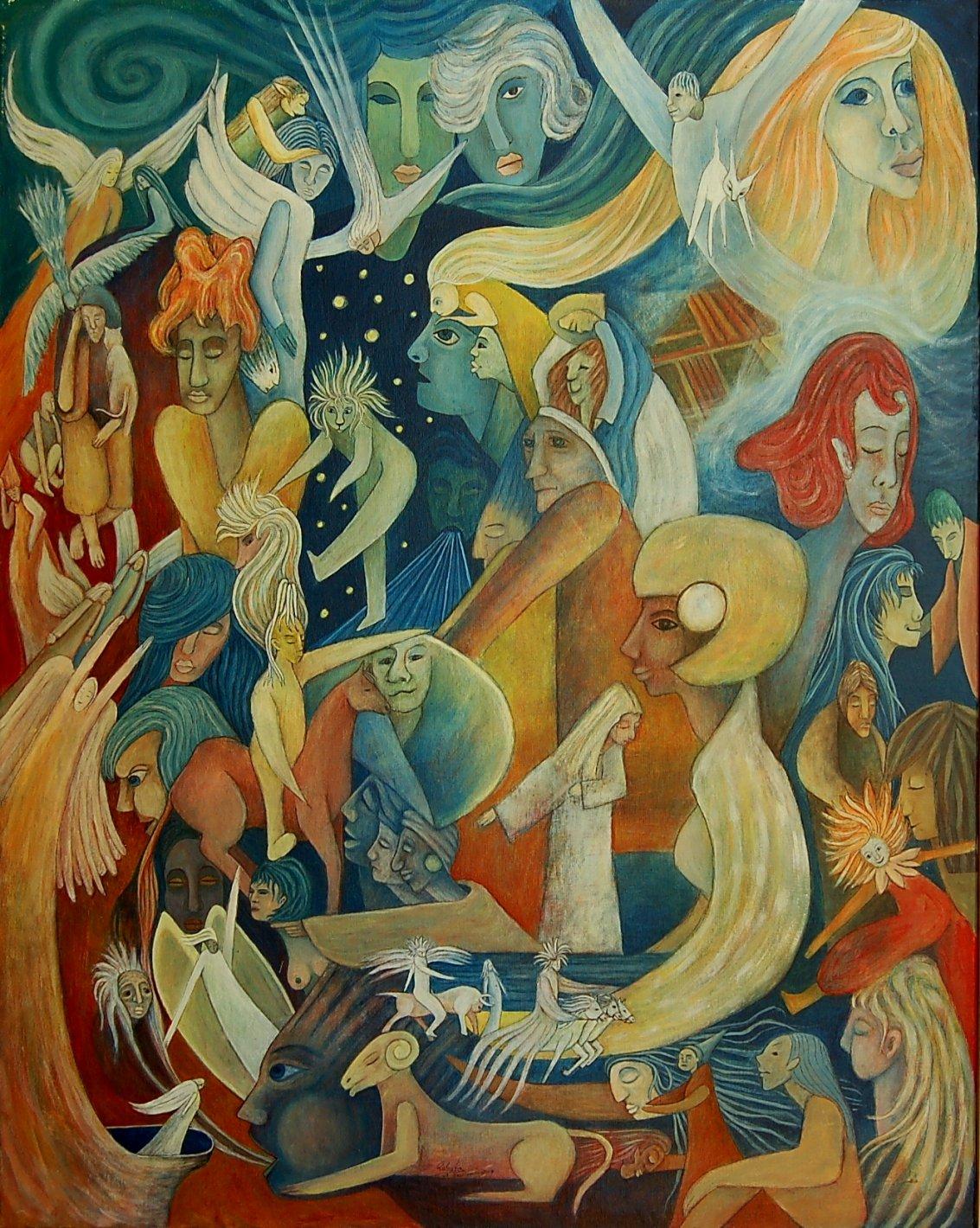 De los que ven y de los que no quieren ver (2006) - Marta Rebato Garay