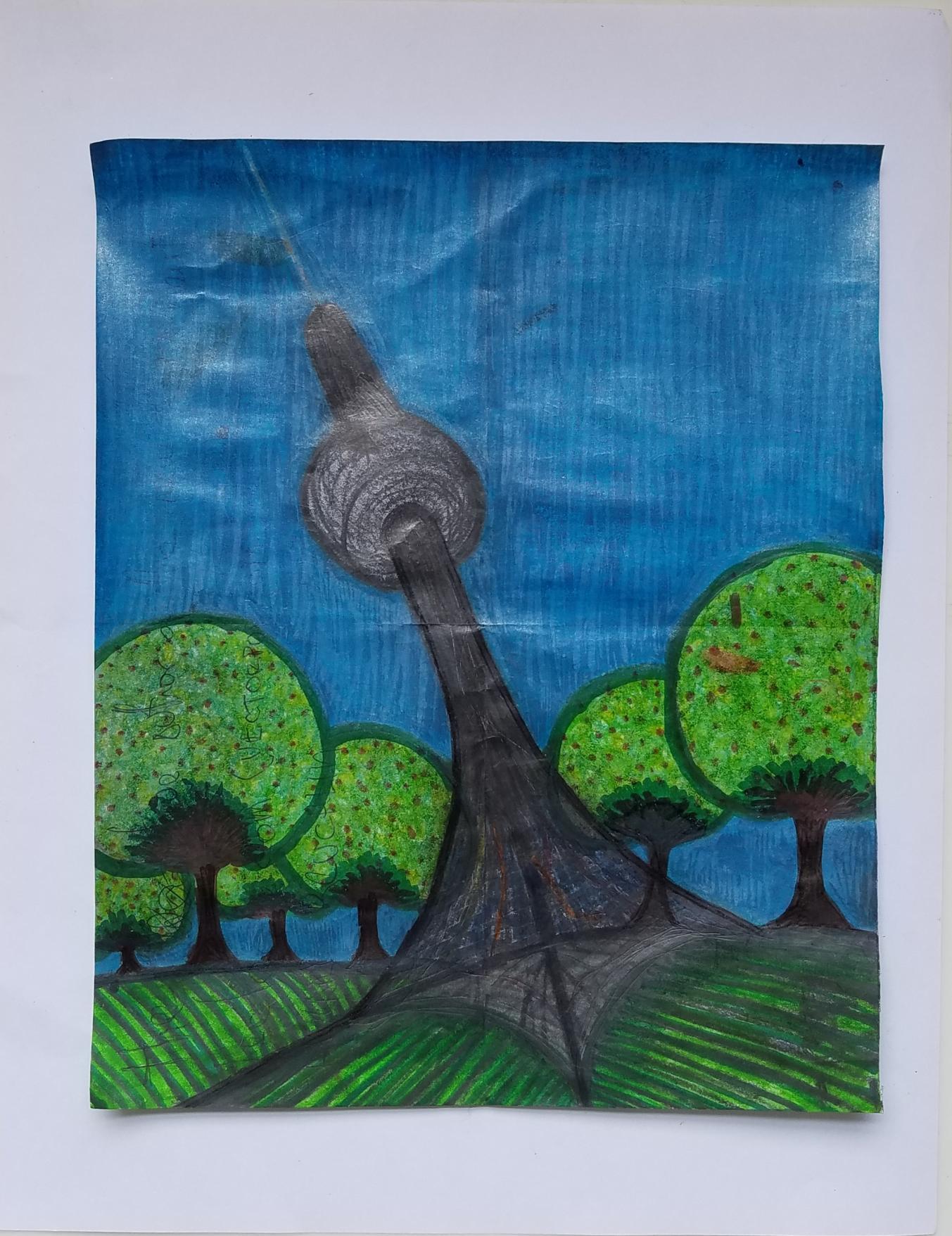 La torre de la bola