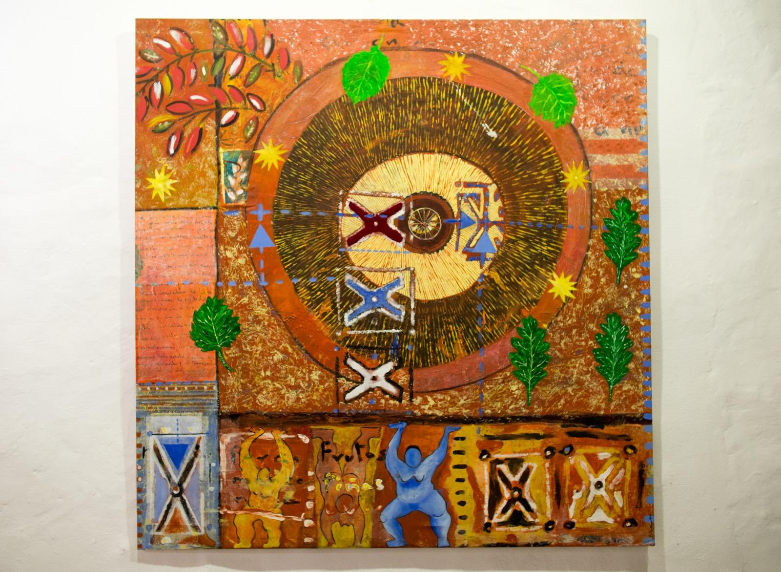 Cosmos (2007) - Verónica Silva Acosta - Ninoka2003