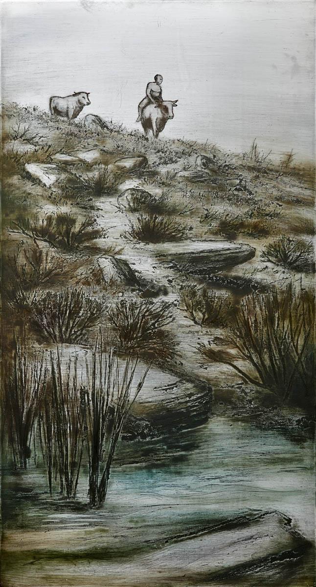 un viaje VII (2016) - Ignacio Fortún