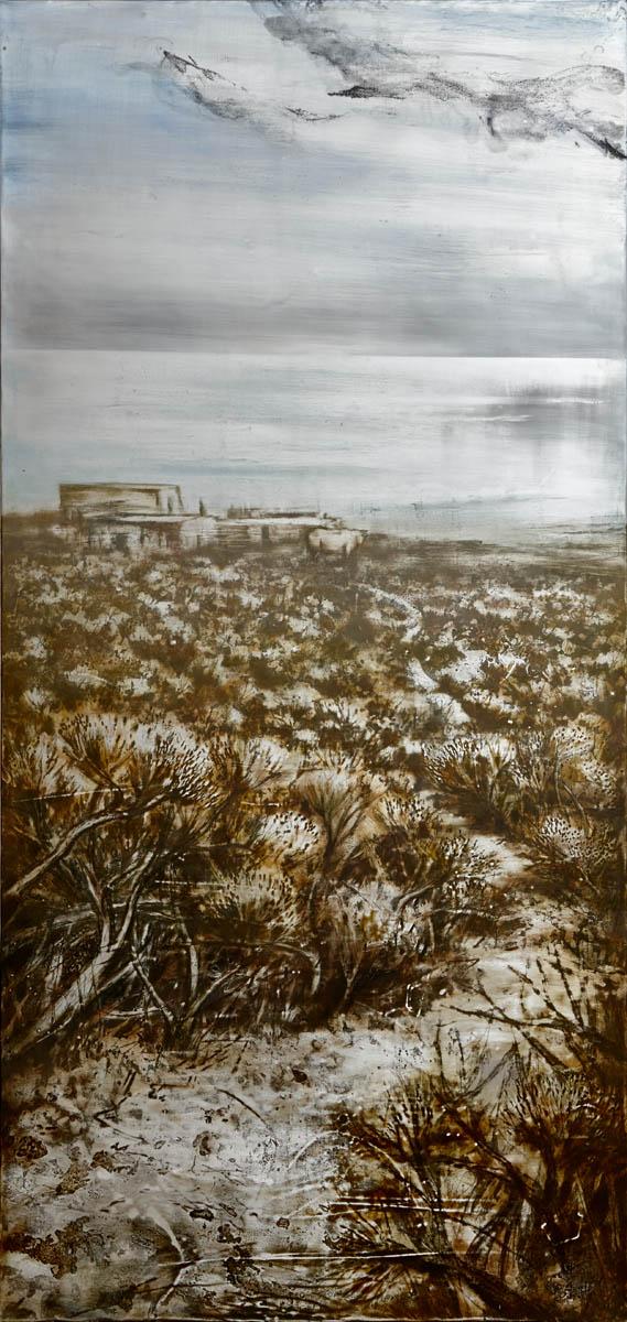 Senda de los nadadores (2012) - Ignacio Fortún