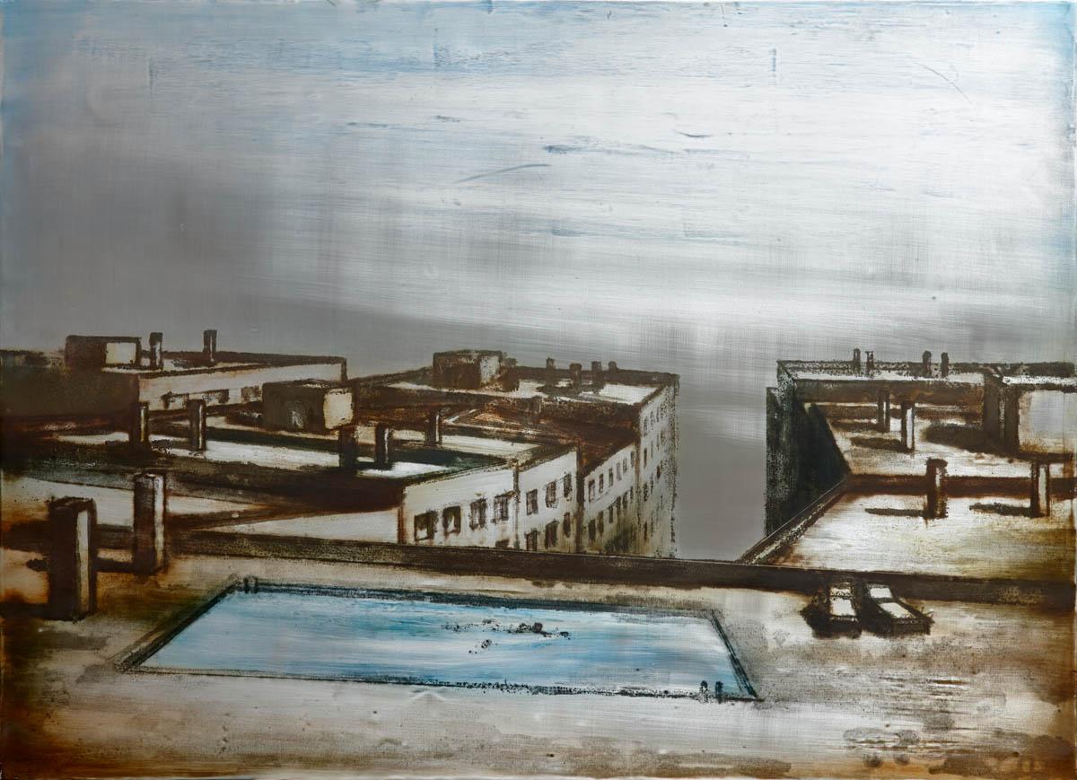 Sobre la ciudad (2014) - Ignacio Fortún