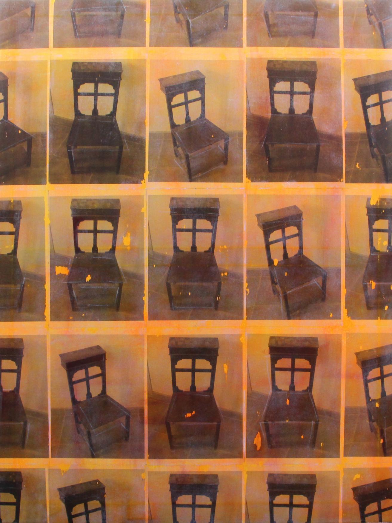 Homenaje a la silla eléctrica (2017) - Pepe Jiménez Espejo