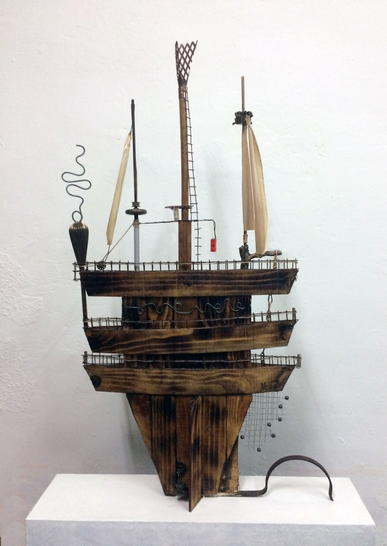 Fhising boat (2016) - Marta Fabra Soto