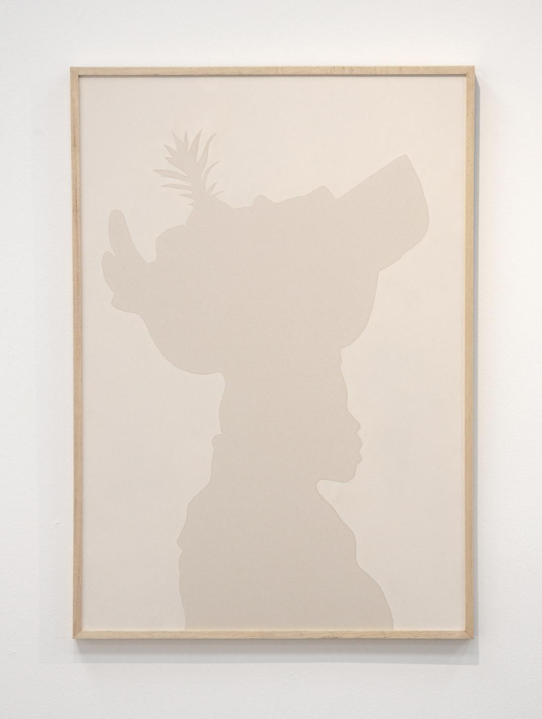 Piel de papel (positivo) (2020) - Julián Zalamea
