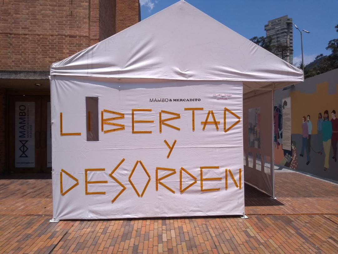 Libertad y desorden (2019) - Julián Zalamea