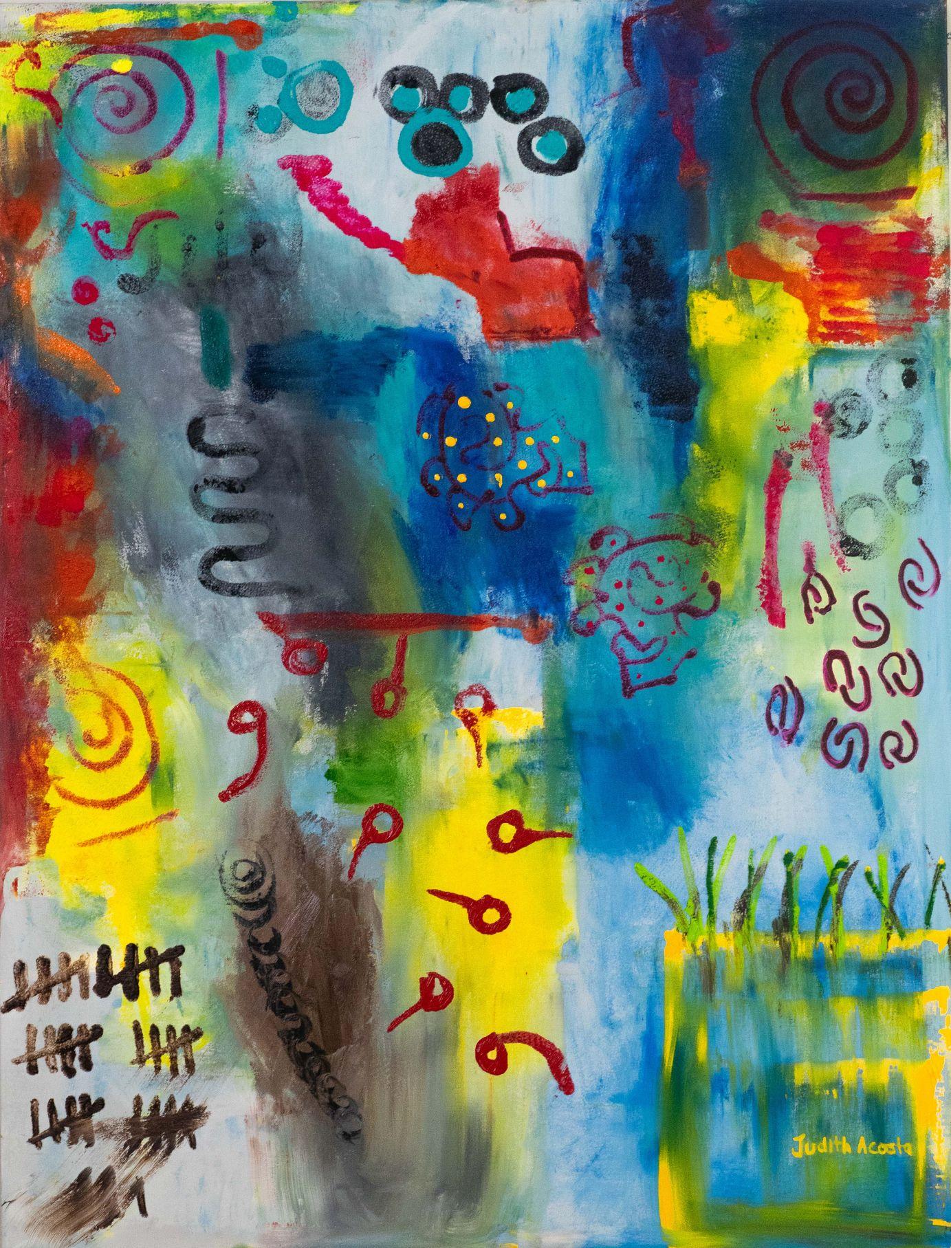 UNTITLED (2020) - Judith Acosta Bustamante