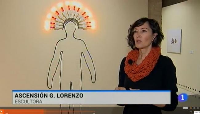Ascensión González Lorenzo TVE1