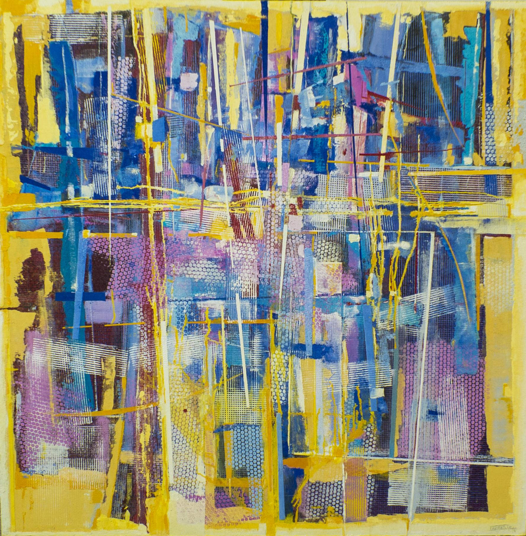 Caos 4 (2016) - Pedro Carrasco