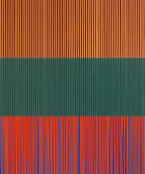 Sin título 18, 2014. 195 x 162 cm.