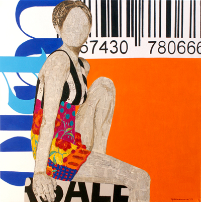 FOR SALE (2013) - M. Carmen Pérez Casanova - Carmen Casanova